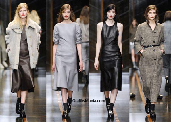 Collezione Trussardi abbigliamento 2014 2015