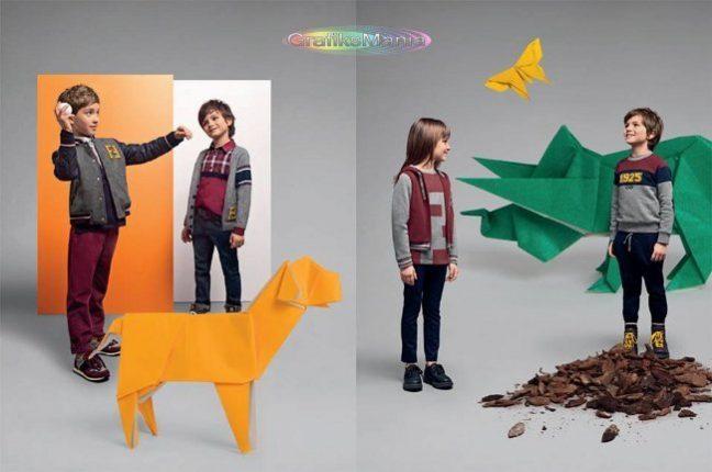 Fendi bambini autunno inverno 2014 2015