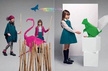 Fendi collezione Kids 2014 2015