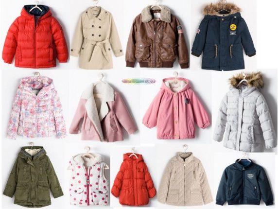 Giubbotti Zara bambini  2014 201