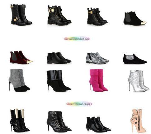Giuseppe Zanotti scarpe autunno inverno 2014 2015