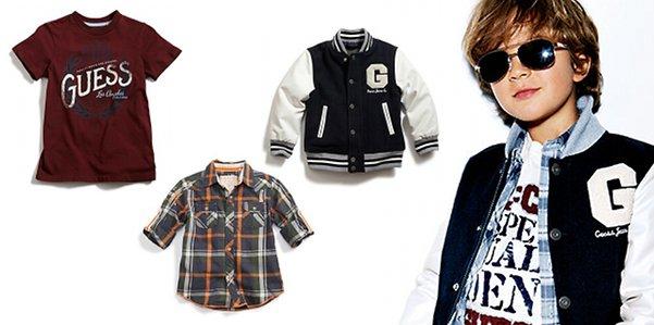 Guess Kids collezione autunno inverno 2014 201