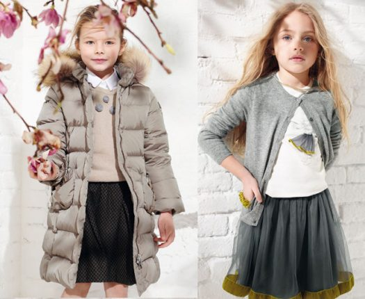 Gufo bambina autunno inverno 2014 2015