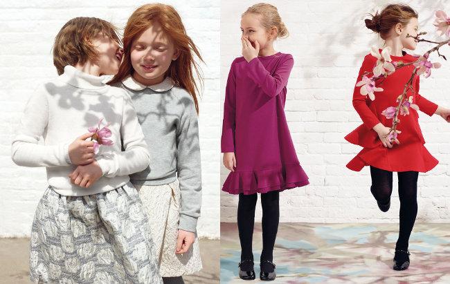 Gufo collezione abbigliamento bambini autunno inverno 2014 2015