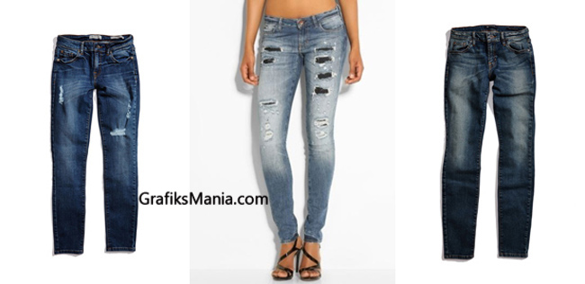 Jeans Denim  Guess autunno inverno 2014 2015 donna