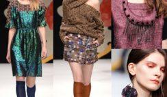 Kristina Ti autunno inverno 2014 2015 abbigliamento donna