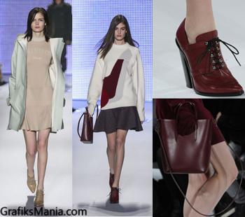 Lacoste autunno inverno 2014 2015 abbigliamento donna