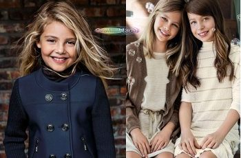 Liu Jo bambini abbigliamento autunno inverno 2014 2015