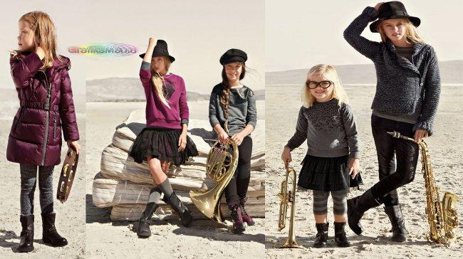 Liu Jo bambini collezione autunno inverno 2014 2015