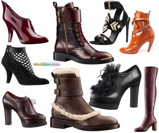 Louis Vuitton scarpe autunno inverno 2014 2015