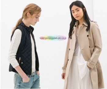 Moda Zara autunno inverno 2014 2015