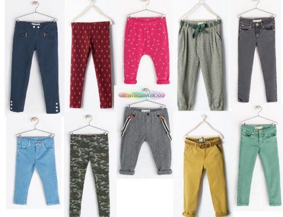 Pantaloni Zara bambini  2014 201