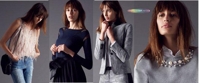 Pinko abbigliamento collezione autunno inverno 2014 2015
