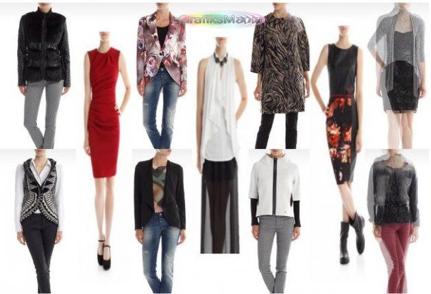 Rinascimento abbigliamento autunno inverno 2014 2015