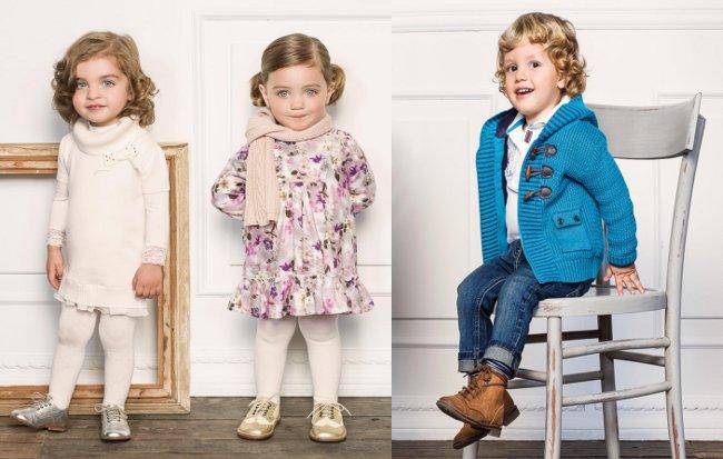 Sarabanda bambina abbigliamento autunno inverno 2014 2015