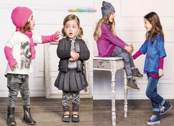 Sarabanda bambini abbigliamento autunno inverno 2014 2015