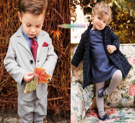 Sarabanda bambini catalogo autunno inverno 2014 2015