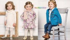 Sarabanda bambino abbigliamento autunno inverno 2014 2015