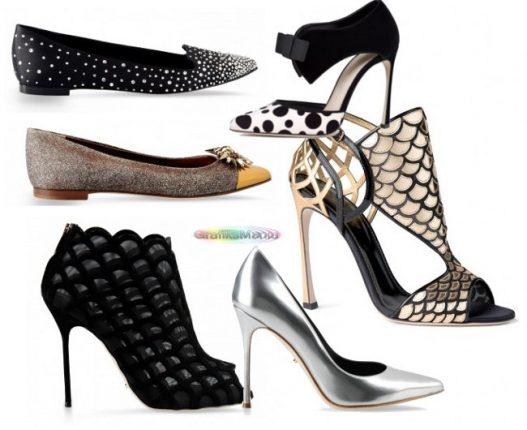 Sergio Rossi scarpe collezione autunno inverno 2014 2015