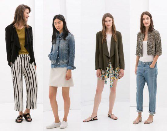 Tenzenze Zara autunno inverno 2014 2015