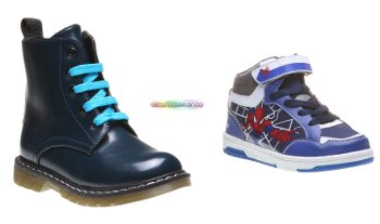 Bata scarpe bambini autunno inverno 2014 2015