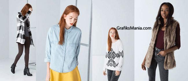 Catalogo Bershka abbigliamento e prezzi