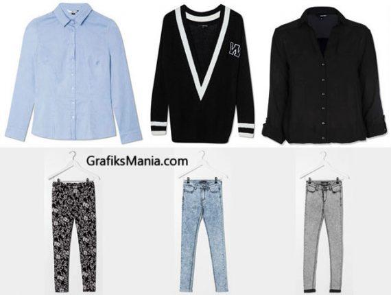 Catalogo Tally weijl abbigliamento e prezzi