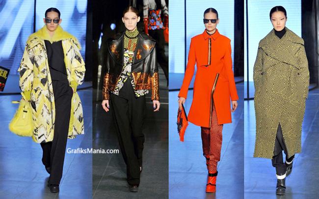Collezione Kenzo abbigliamento 2014 2015