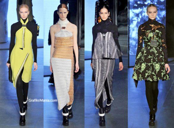 Collezione Kenzo abbigliamento donna 2014 2015