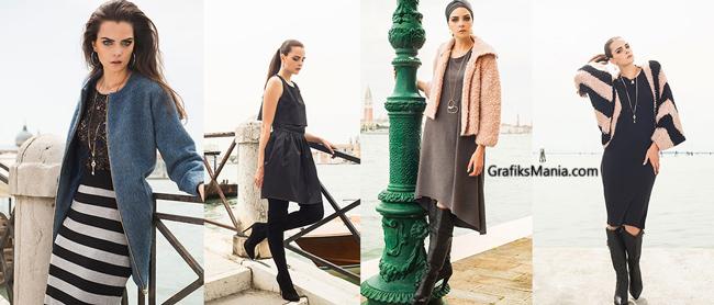 Collezione Kontatto abbigliamento donna 2014 2015