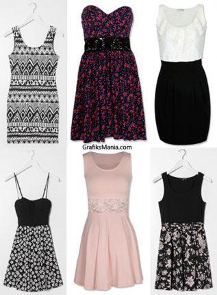 Collezione Tally weijl abbigliamento donna 2014 2015