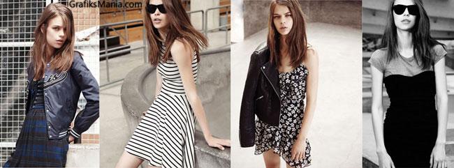 Collezione Tally weijl donna abbigliamento 2014 2015