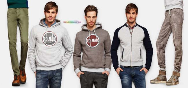Colmar abbigliamento uomo inverno 2014 2015
