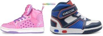 Geox scarpe bambini autunno inverno 2014 2015