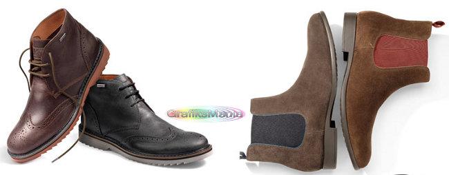 Geox scarpe uomo autunno inverno