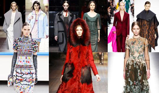 Look moda autunno inverno 2014 2015