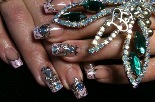 Manicure e Nail art  2014 2015