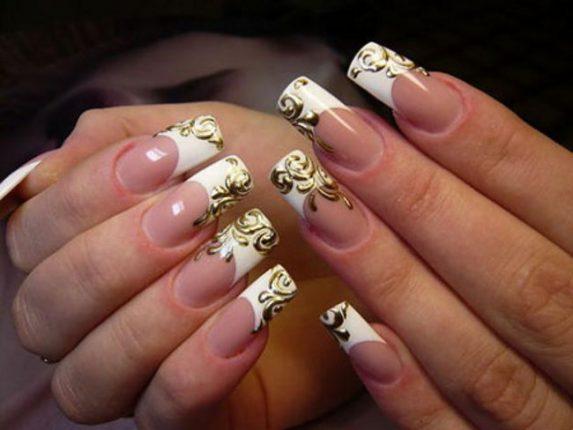 Manicure e Nail art  autunno inverno 2014 2015