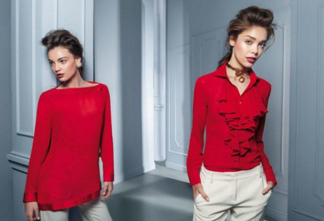 Nara Camicie collezione donna autunno inverno 2014 2015