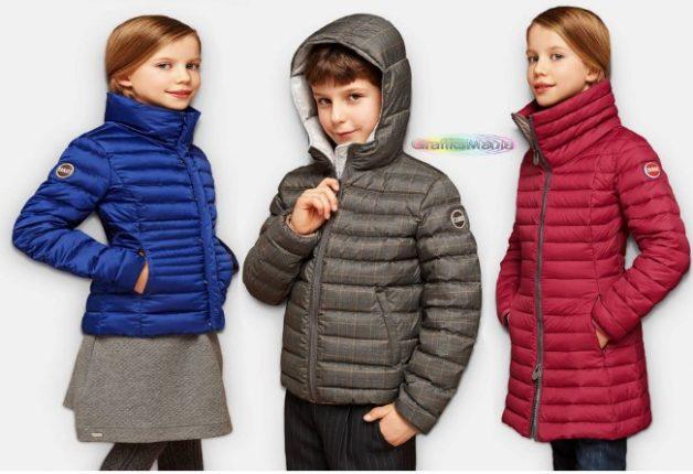 Piumini Colmar bambini inverno 2014 20155