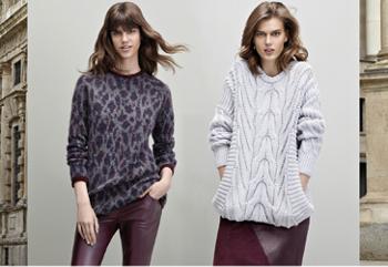 Stefanel abbigliamento autunno inverno 2014 2015
