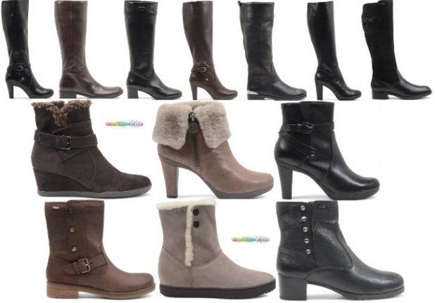 Stivali Geox scarpe dona autunno inverno
