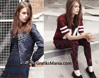 Tally weijl abbigliamento autunno inverno 2014 2015