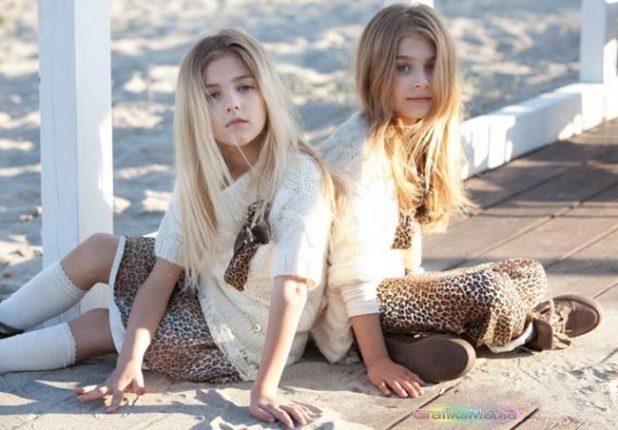 Twin Set Girl abbigliamento 2014 2015