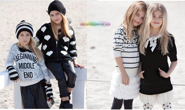 Twin Set Girl abbigliamento autunno inverno 2014 2015
