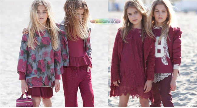 Twin Set Girl autunno inverno 2014 2015