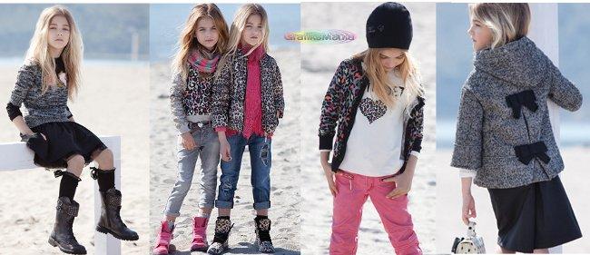 Twin Set Girl collezione autunno inverno 2014 2015