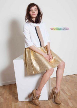 Annie P abbigliamento autunno inverno 2015