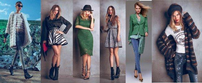 Denny Rose abbigliamento autunno inverno 2014 2015