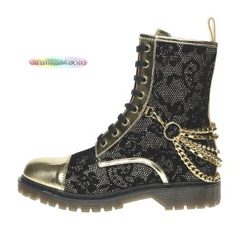 Fornarina scarpe collezione autunno inverno 2014 2015